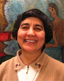 Sister Alicia, Migrant Aid Coordinator