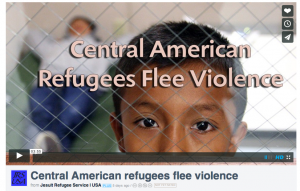 VIDEO ~ Root causes of the current flow of refugees from Central America.