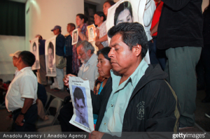 The Missing Students in Mexico