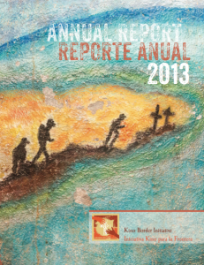 KBI 2013 Annual Report