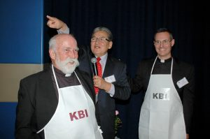 The Annual KBI Dinner Raises Spirits and Funds