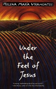 In the novel Under the Feet of Jesus, Helena María Viramontes depicts the lives and struggles of migrant laborers through the eyes of 13-year-old Estrella.