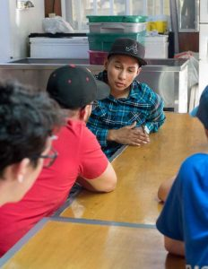 Hearing migrant stories firsthand is one of the most informative—and moving—parts of spending time at the comedor.