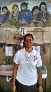 Sister Maribel Lara Hernández, M.E. joins the KBI staff as Volunteer Coordinator.