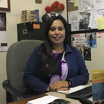 Ivette Fuentes – Office Assistant – Nogales, AZ