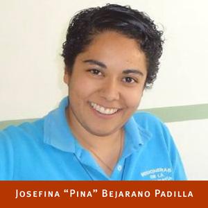 Pina Bejarano Padilla