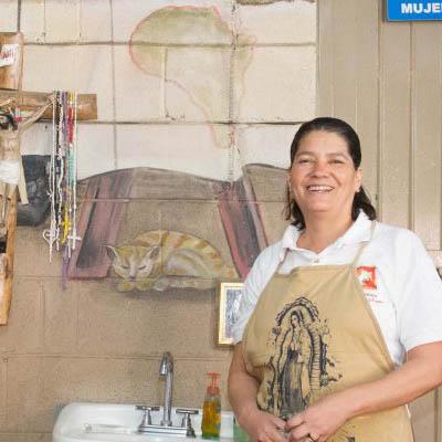 Sister Cecilia Lopes Arias