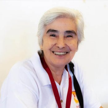 María Engracia Robles – Education Coordinator, Mexico