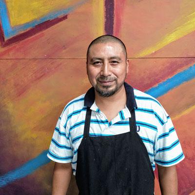 """Juan """"Paco"""" Luis Gómez Ramírez"""