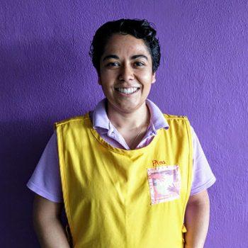 "Josefina ""Pina"" Bejarano Padilla – Casa Nazareth Coordinator"