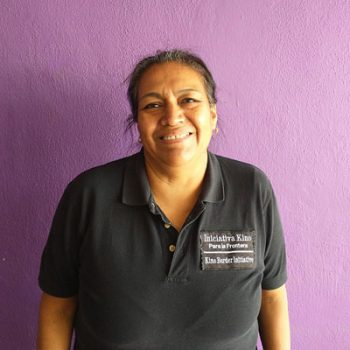 Maria Guadalupe Leon Cuamba – Cook
